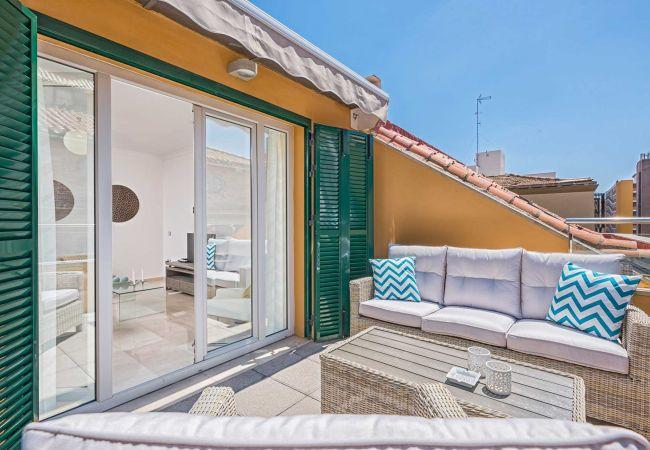 Apartamento en Málaga - San Lorenzo - Piso vacacional en Málaga