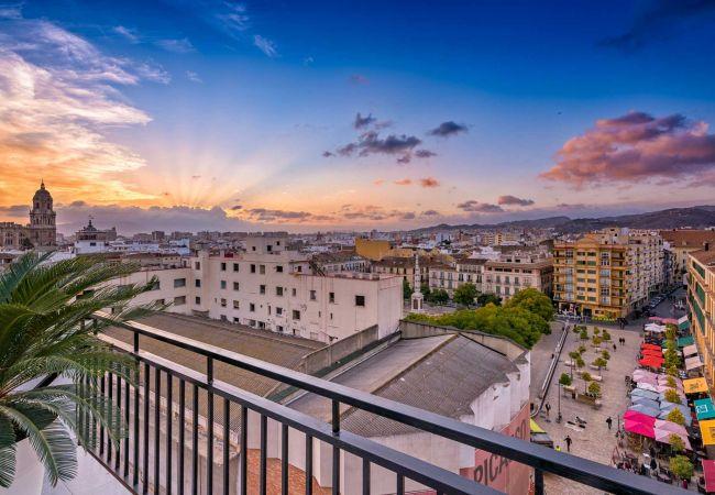 Apartamento en Málaga - Mercedes - Piso vacacional en Málaga