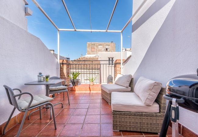 Apartamento en Málaga - Tina - Piso vacacional en Málaga
