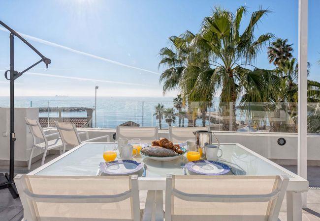 en Málaga - Miguel - Apartamento Turístico en Pedregalejo