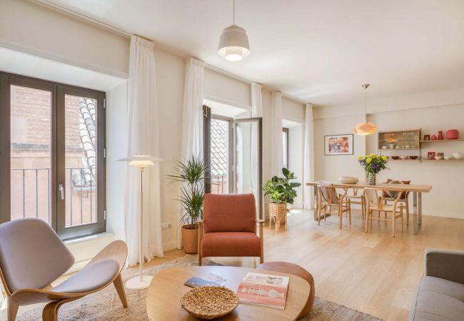 Apartamento en Málaga - Teresa - hermoso piso para 4  personas en Calle Larios de Málaga